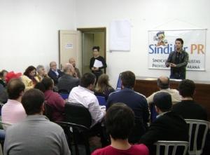 Entidades preparam ato público no dia 3 de maio em defesa da Liberdade de Imprensa